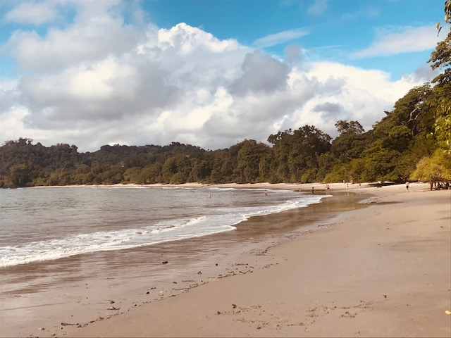 Espadillo Beach