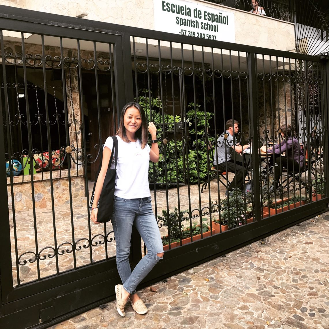 Colombia Immersion school