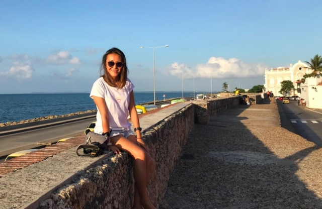Cartagena walls