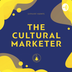 Cultural Marketer Podcast Icon